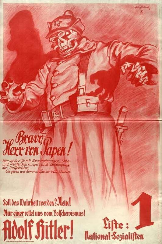 Все на выборы! Политическая реклама разных лет. Изображение № 51.
