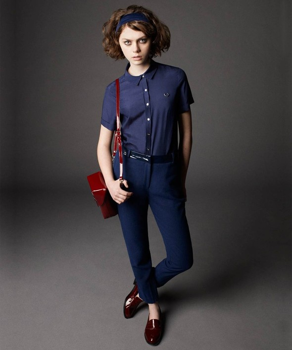 FRED PERRY AW11 LAUREL WREATH COLLECTION «ШАХ И МАТ». Изображение № 6.