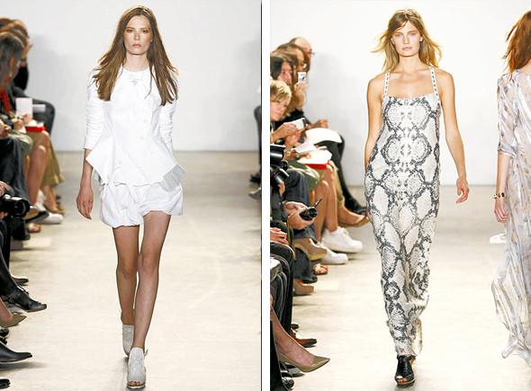 Показы на неделе моды в Нью-Йорке: мнения. Изображение № 13.