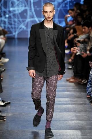 Paris Fashion Week. Изображение № 61.