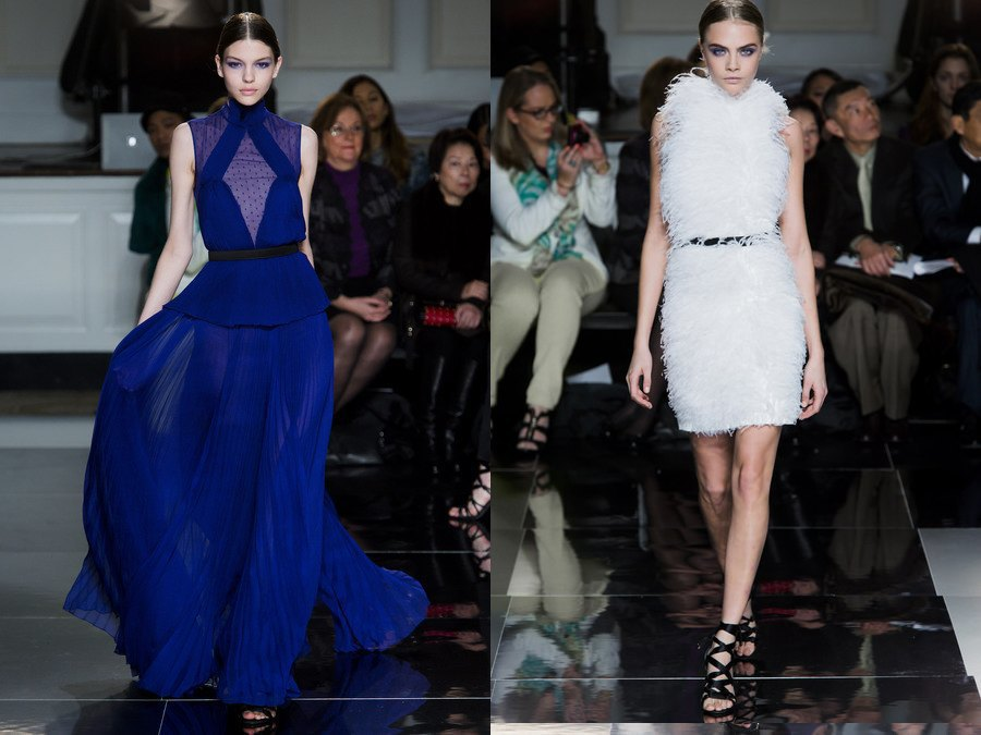 Неделя моды в Нью-Йорке: Первые показы. Изображение № 2.