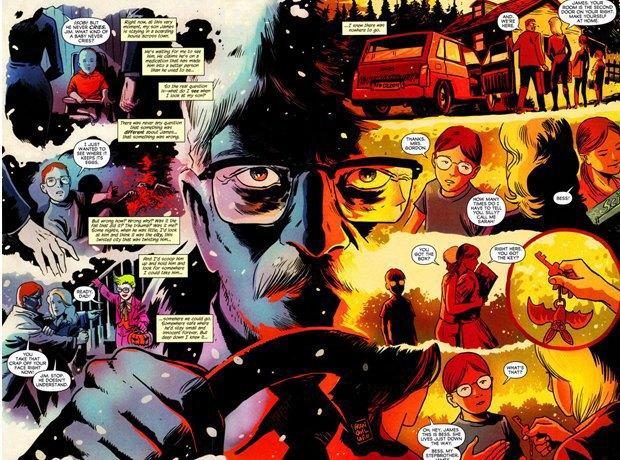 15 лучших комиксов  о Бэтмене. Изображение № 24.