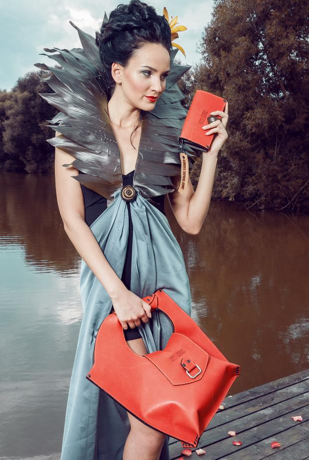 Лукбук кожаных сумок Ante Kovac. Изображение № 3.