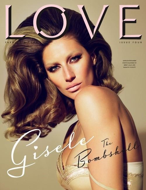 8 обложек четвёртого номера LOVE Magazine. Изображение № 3.