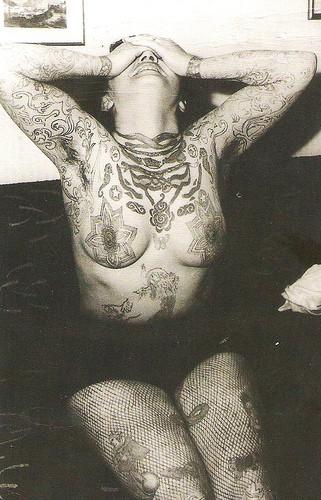 Татуировка XXвека. Изображение № 27.