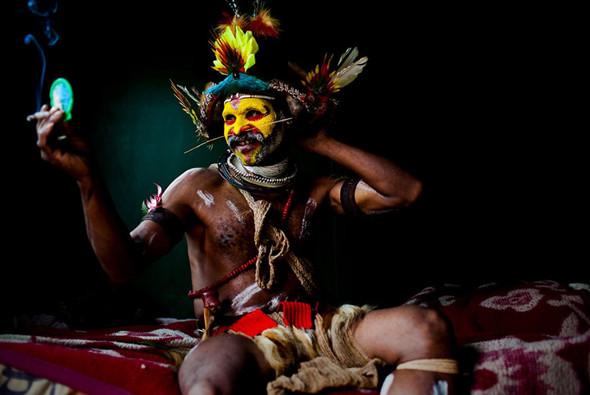 Папуа Новая Гвинея отБрента Стиртона. Изображение № 18.