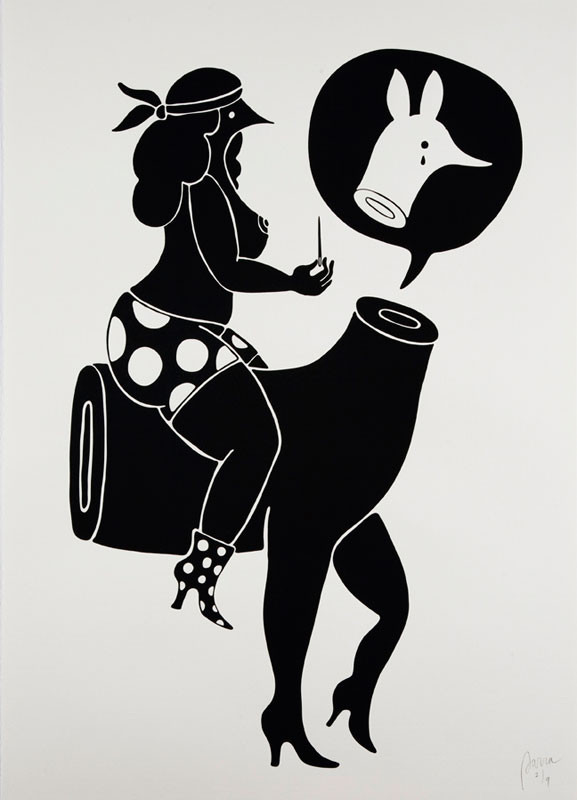 Parra вPool Gallery (Берлин). Изображение № 2.