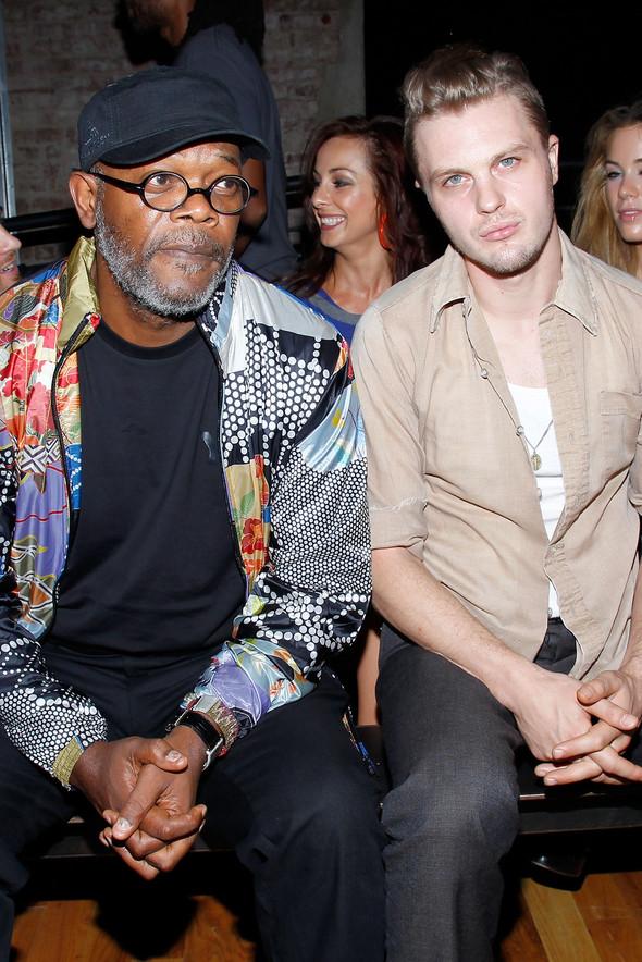 New York Fashion Week: Y-3 SS 2012. Изображение № 14.