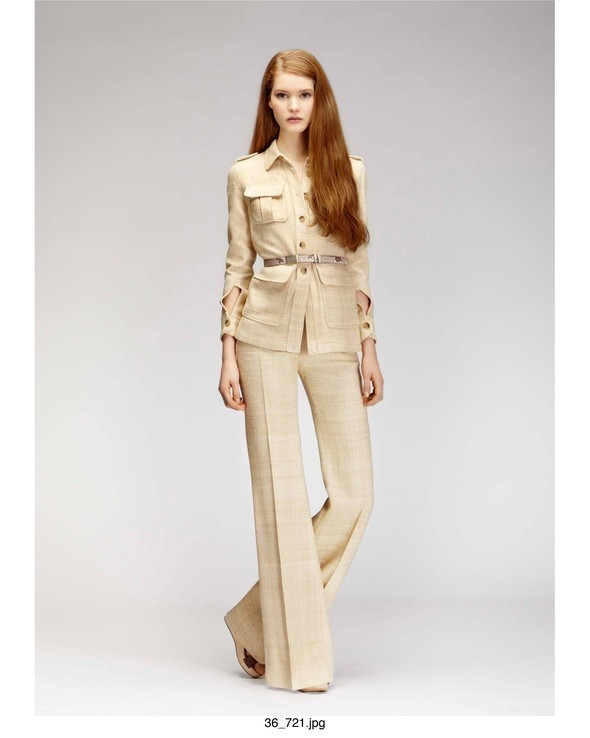 Look-book Gerard Darel SS2011. Изображение № 60.
