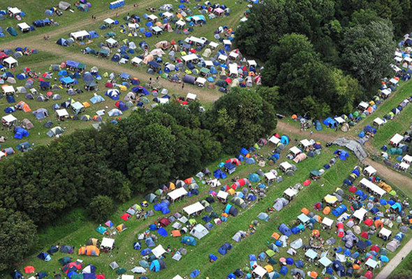 15 летних фестивалей в Европе, где музыка — не самое главное. Изображение № 121.