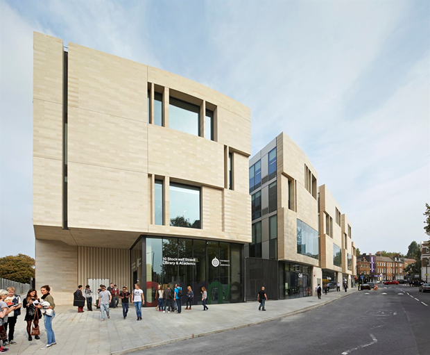 Здание Университета Гринвича / Heneghan Peng Architects. Изображение № 31.