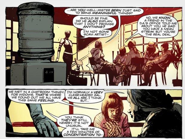 12 лучших комиксов осени. Изображение № 13.