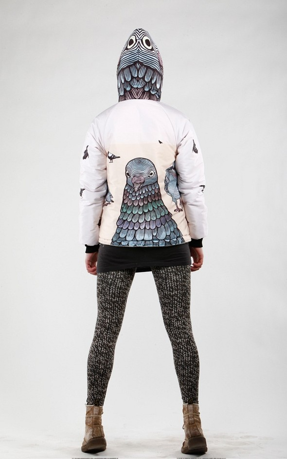 ENA - московский дизайнер молодёжной марки IY & Ena. Изображение № 23.