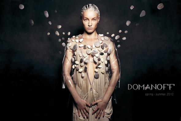 Look-Book: DOMANOFF S/S 2012. Изображение № 1.