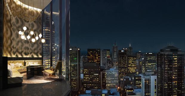 Бюро представило вдохновлённый клипом Бейонсе небоскрёб. Изображение № 17.