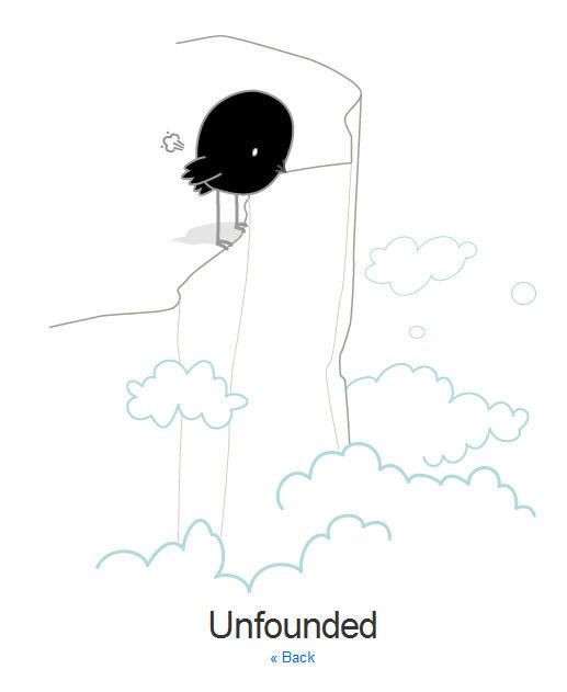 20 Интересных оформлений страницы ошибки 404. Изображение № 12.