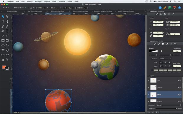 Autodesk выпустила приложение для векторной графики. Изображение № 4.