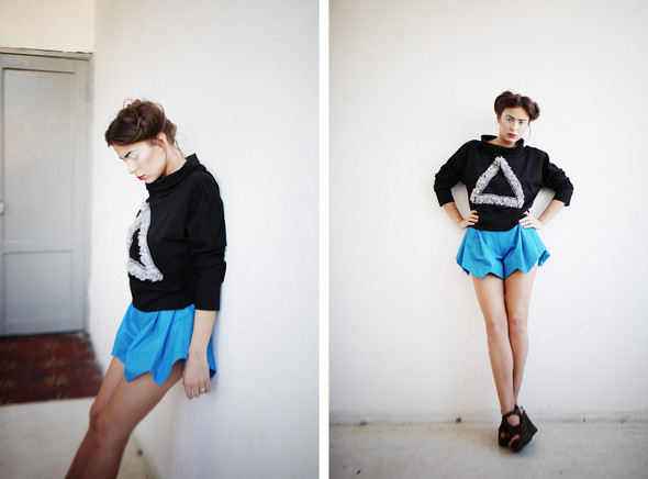 Look-book Bessonnitsa ss12. Изображение № 24.