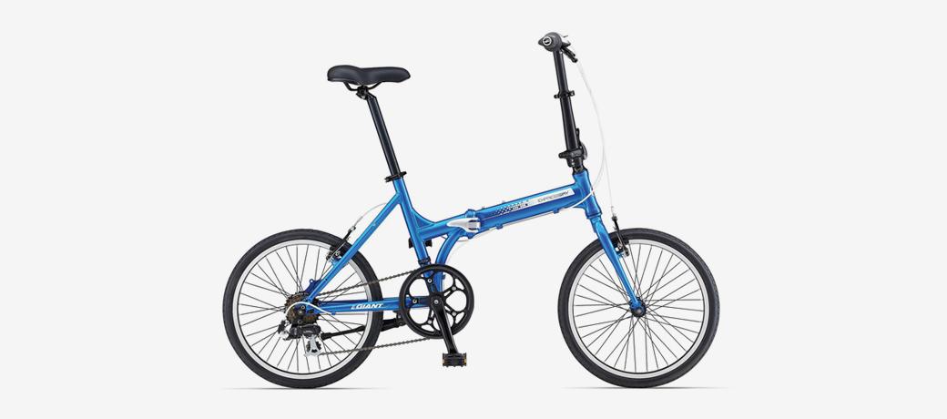 7 складных велосипедов, на которых легко уехать  от забот. Изображение № 4.