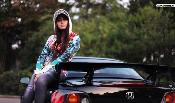 Honda S2000 & Kate Moon. Изображение № 7.
