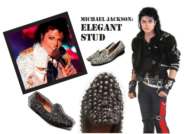 GLAM ROCK GUYS by Jeffrey Campbell. Изображение № 2.