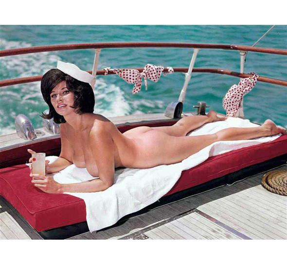 Части тела: Обнаженные женщины на фотографиях 50-60х годов. Изображение № 35.