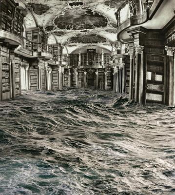 Накрыло волной: Наводнения и апокалипсисы Пабло Геновеса. Изображение № 5.