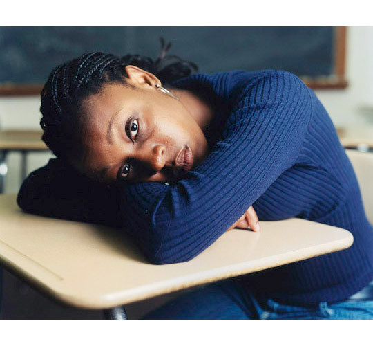 Классный час: Школьники в документальных фотографиях. Изображение № 45.