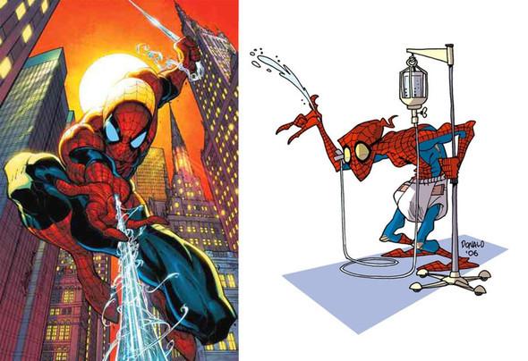 Что случается с супергероями, когда они на пенсии?. Изображение № 4.