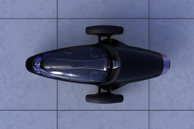 Toyota представила концепт-кар, «читающий» настроение водителя. Изображение № 5.