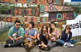 15 летних фестивалей в Европе, где музыка — не самое главное. Изображение № 101.