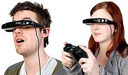 Взгляд на мир через фантастические AR очки. Изображение № 2.