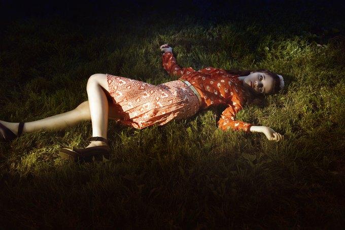 Lula, Harper's Bazaar и Vogue показали новые съемки. Изображение № 6.