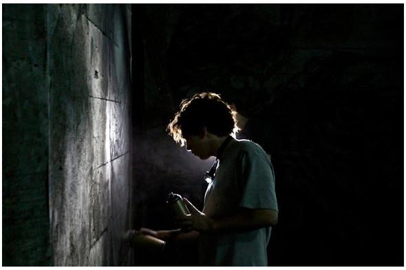 Подземное искусство в Нью-Йорке, светящееся кладбище в Лондоне и другие новости. Изображение № 6.