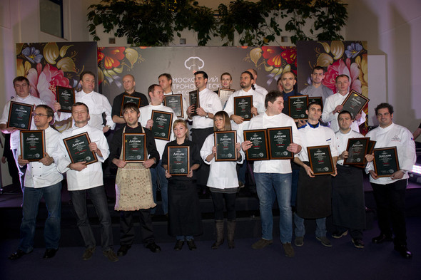 Десертный Бал 2011 - закрытие Московского Гастрономического Фестиваля. Изображение № 7.