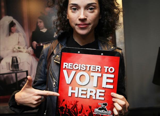 Выборы-выборы: Музыканты призывают народ голосовать. Изображение № 1.