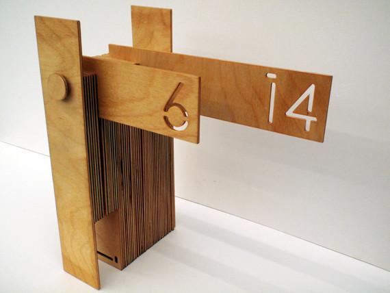 Календарь для офиса. Изображение № 2.