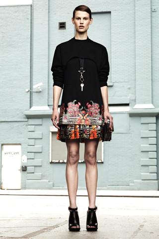 Изображение 23. Лукбуки Resort 2012: Givenchy, Lanvin.. Изображение № 23.