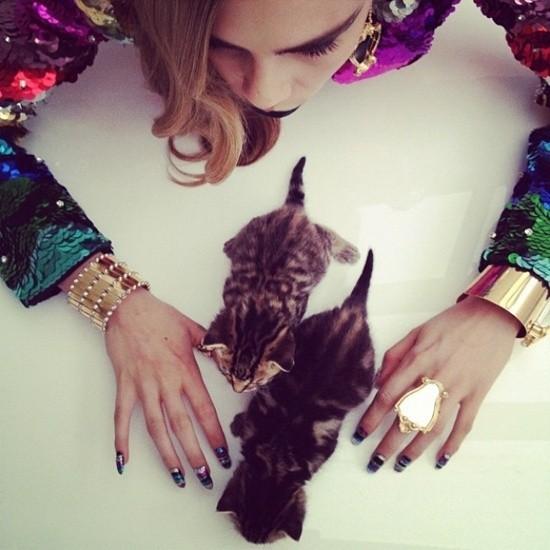 Съёмки: Playing Fashion, Schon, Vogue и другие. Изображение № 15.