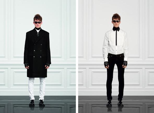 Новые мужские лукбуки Louis Vuitton, Marc Jacobs и Fred Perry. Изображение № 38.