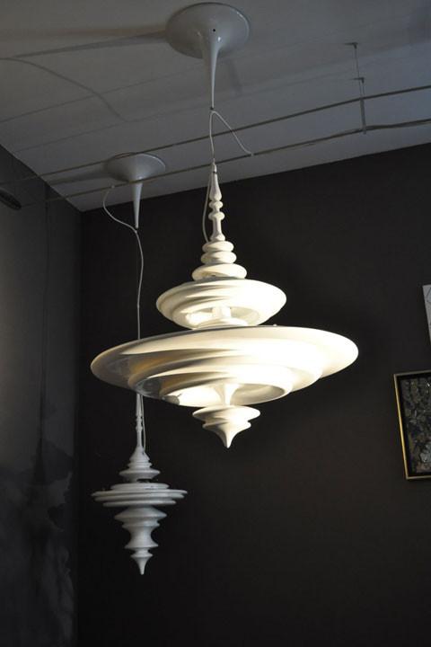 Лампы на Миланской Неделе Дизайна 2010. Изображение № 23.