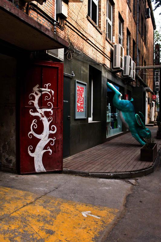 Street Art в районе 798. Пекин. Изображение № 38.