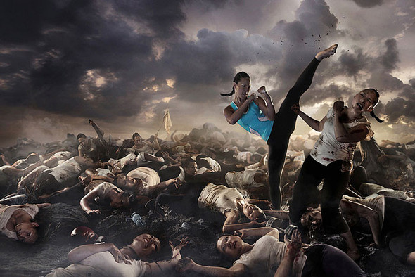 Креатив в рекламе от австрийского фотографа Andreas Smetana. Изображение № 10.