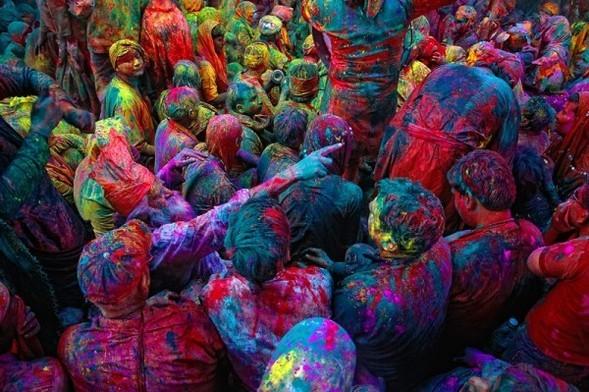 Торжество цвета. Poras Chaudhary. Изображение № 3.