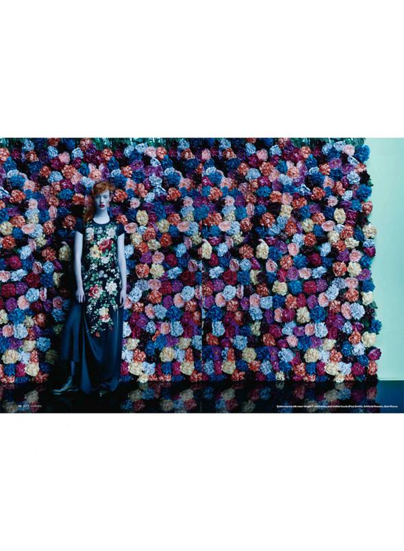 Съёмка: Шанталь Стаффор-Аббот для Elle. Изображение № 2.