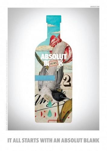 Новая креативная реклама Absolut. Изображение № 5.