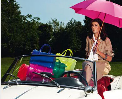 Изображение 2. Furla - рекламная компания Весна 2011.. Изображение № 2.