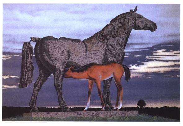 Искусство плаката вРоссии 1884–1991 (1991г, часть10-ая). Изображение № 24.