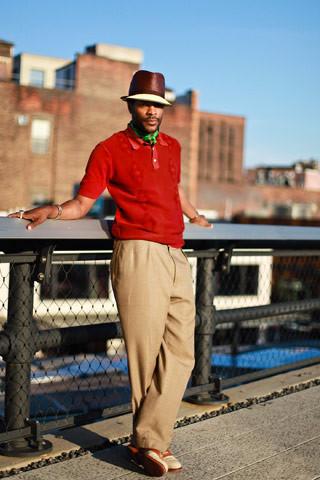 Street style изНью-Йорка. Изображение № 23.