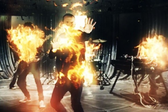 Linkin Park - BURN IT DOWN (Official Music Video). Изображение № 1.